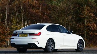 BMW 3 Series rear