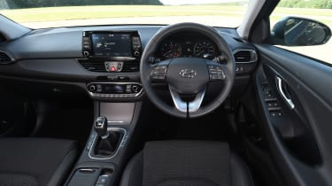 Hyundai i30 Tourer - interior