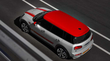MINI John Cooper Works Clubman - rear angle high