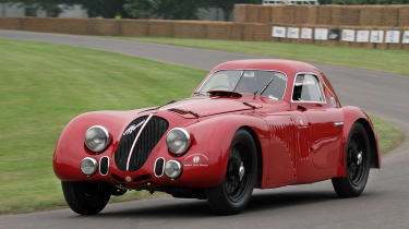 The 8C 2900 is recognised as not only a hugely significant Alfa Romeo, but one of the most expensive cars you can buy