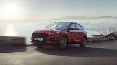 2019 Ford Kuga - Front driving