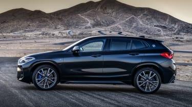 2019 BMW X2 M35i side