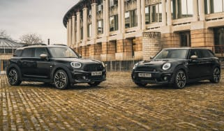 MINI Countryman and Clubman Shadow Edition