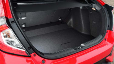 Honda Civic hatchback boot