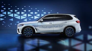 BMW i Hydrogen NEXT concept - side view