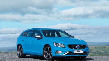 The Volvo V60 is a stylish mid-size estate that competes with the BMW 3 Series Touring and Mercedes C-Class Estate