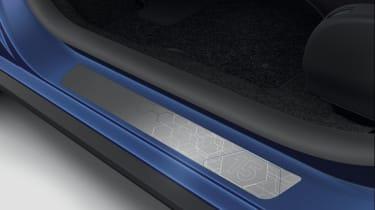 Dacia MCV Logan Stepway SE Twenty sills