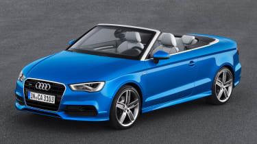 Audi A3 Cabriolet 2014 main