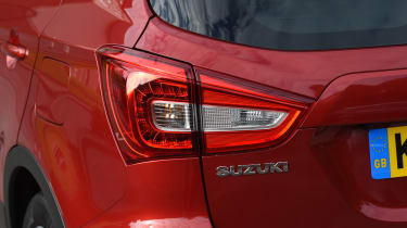 Suzuki has a reputation for building impressively reliable cars
