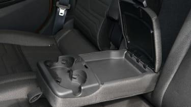 Ford Tourneo Connect MPV armrest drinks holder