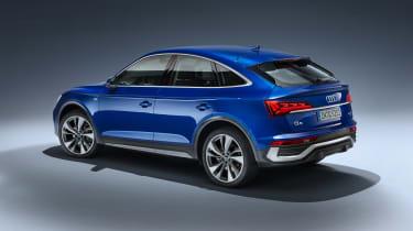 2021 Audi Q5 Sportback - rear 3/4 static