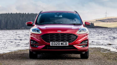 Ford Kuga Plug-in Hybrid front static