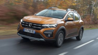 New 2021 Dacia Sandero Stepway
