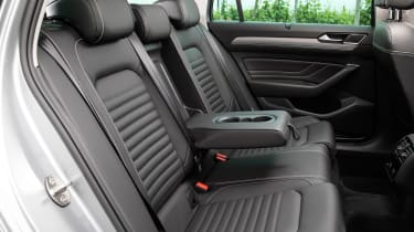 Volkswagen Passat Estate rear seats