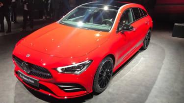 2019 Mercedes CLA Shooting Brake - At Geneva