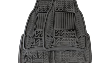 Michelin All-weather Four-piece Car Mat Set Black 98016