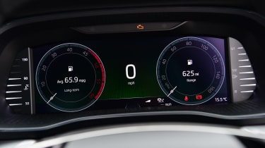 Skoda Octavia hatchback Virtual Cockpit