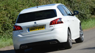 Fuel economy is a Peugeot 308 strong suit –especially the diesel models