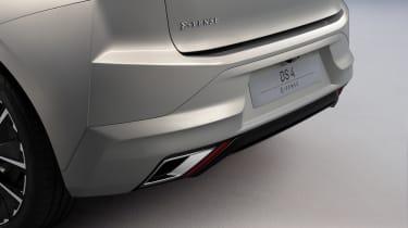 2021 DS 4 E-Tense - rear