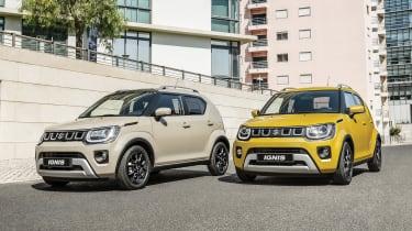 2020 Suzuki Ignis SUV duo