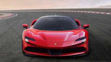 Ferrari SF90 Stradale - front view