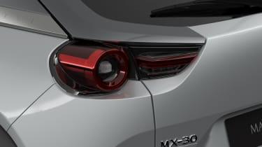 Mazda MX-30 tail-light