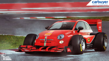Ferrari F1 Fiat 500