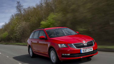 The Skoda Octavia has been a massive UK success since it first hit showrooms in the late 'nineties.