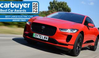 Best Large Electric Car: Jaguar I-Pace