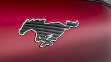 Ford Mustang Mach-E - Mustang badge