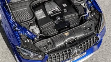 Mercedes-AMG GLE 63 S - engine bay