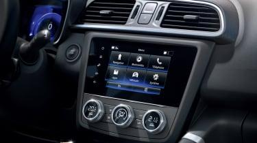 2019 Renault Kadjar infotainment