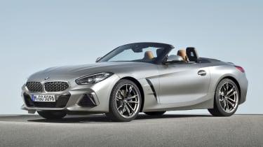 BMW Z4 front