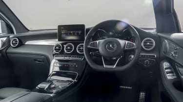While the GLC is a strict five-seater, every occupant is treated to plenty of space and a real feeling of luxury