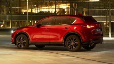 2022 Mazda CX-5 Sport Black side view