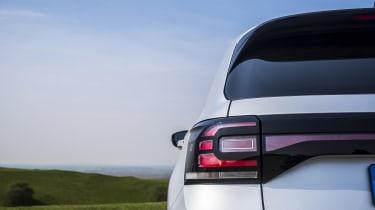 VW T-Cross tail-light