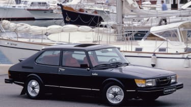 The long-lived Saab 900 Turbo was a sensible family car with a split personality –and drivers loved it
