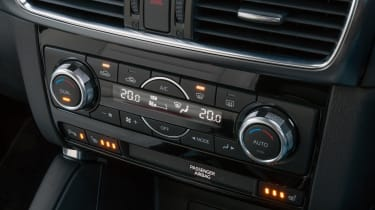 Some of the dashboard displays are looking a bit dated compared to newer models