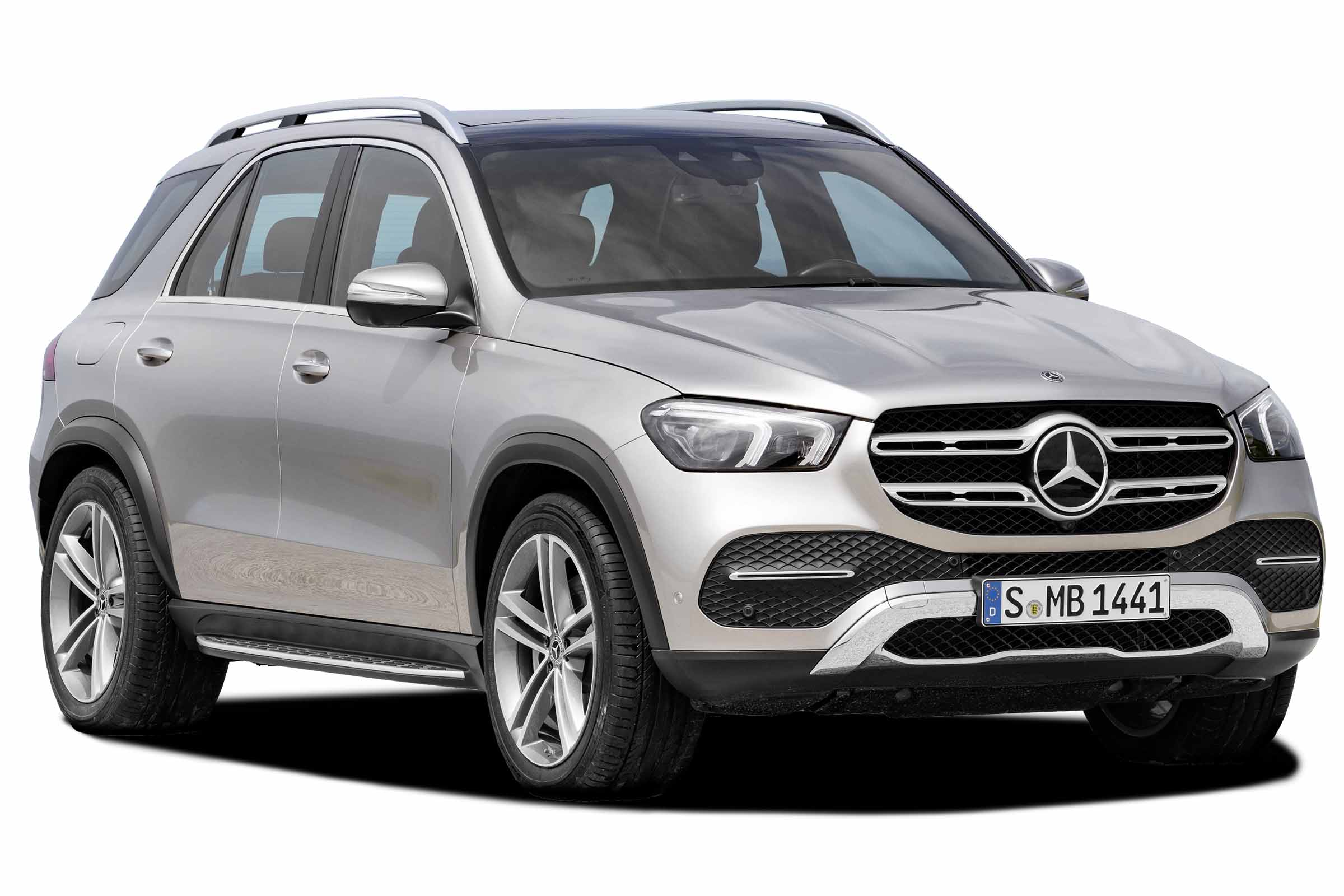 Mercedes Gle Suv Practicality Boot Space 2020 Review Carbuyer