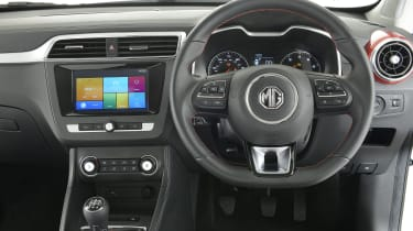 MG ZS Limited Edition - Interior