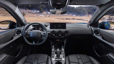 DS 3 Crossback 2019 interior