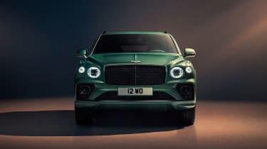 2020 Bentley Bentayga SUV - front studio