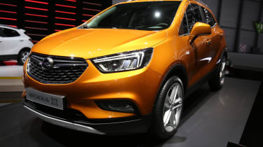 The Mokka X cuts a more imposing figure than its predecessor but it's on the inside where the car has improved the most.