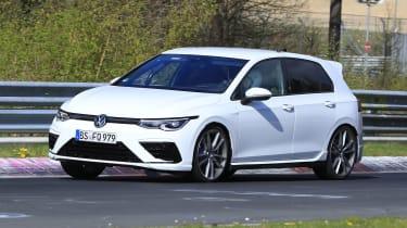 Volkswagen Golf R in development
