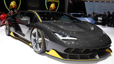 The Centenario; celebrating the 100th birthday of Lamborghini's founder, is a strictly limited edition
