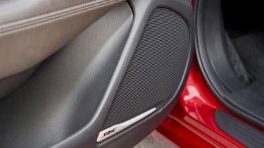 Mazda6 Tourer speaker