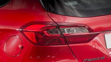New horizontal rear lights have a C-Shaped signature when illuminated