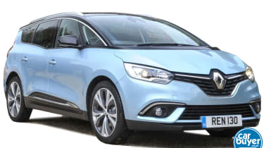 Renault Grand Scenic Best Buy cutout