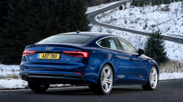 The 2.0-litre diesel with 187bhp is the likely best seller, thanks to economy of up to 67mpg