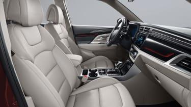 2019 Ssangyong Korando SUV - interior